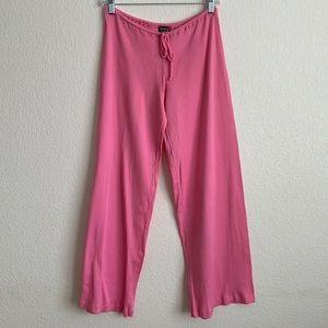 Cosabella Ribbed Pajama Pants